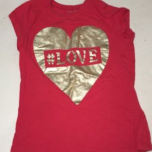 #love t-shirt